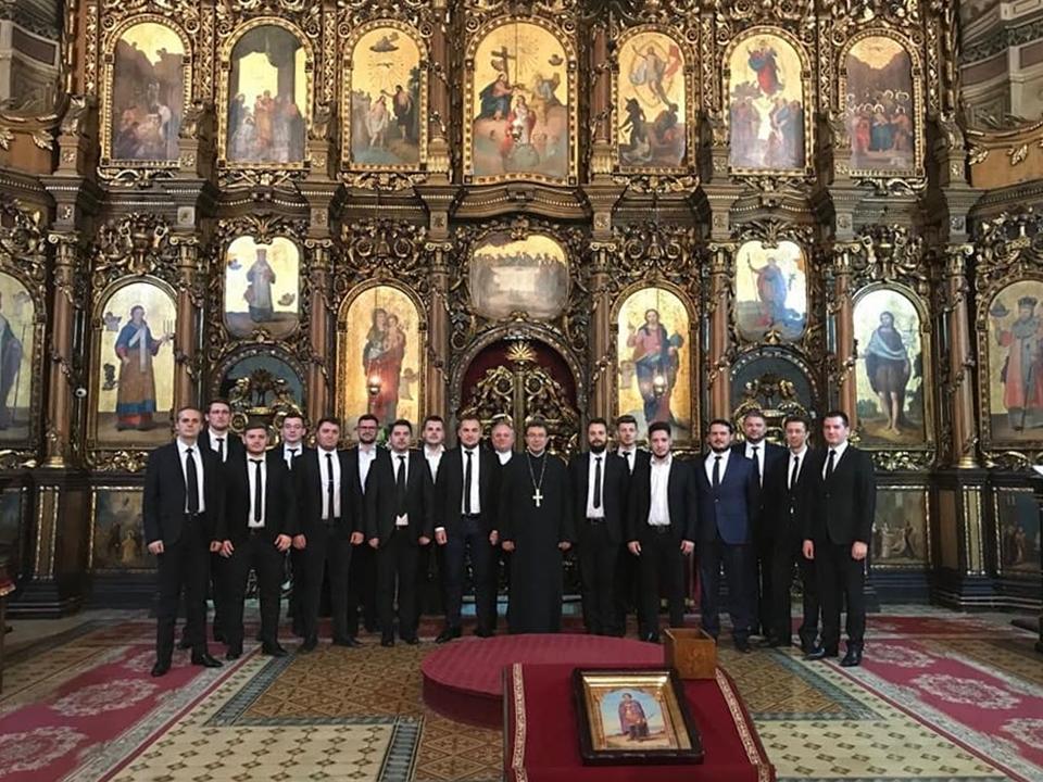 Corul de cameră Psalmodia Transylvanica, premiat în Serbia