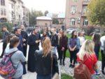 """Excursie organizată de Asociaţia Tinerilor Creştini Ortodocşi """"Sfinţii Martiri Năsăudeni"""""""