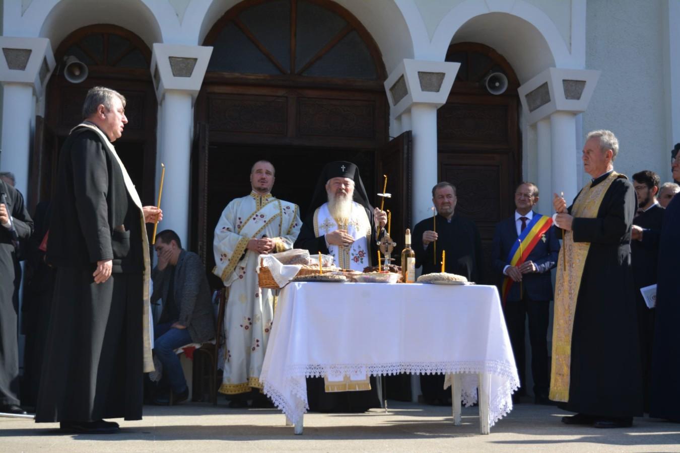 100 de ani de la martiriul preotului Ioan Opriș, comemorați la Turda
