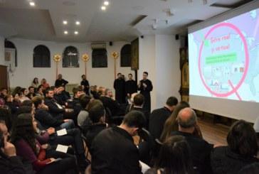 """""""Tinerețea – între real și virtual"""", tema întâlnirii tinerilor ortodocși din Cluj-Napoca"""