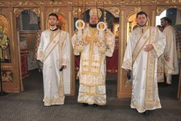 Liturghie arhierească în Parohia sălăjeană Hereclean