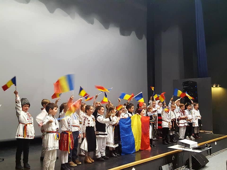 """Centenarul Marii Uniri la Școala Gimnazială """"Ion Creangă"""" din Cluj-Napoca"""