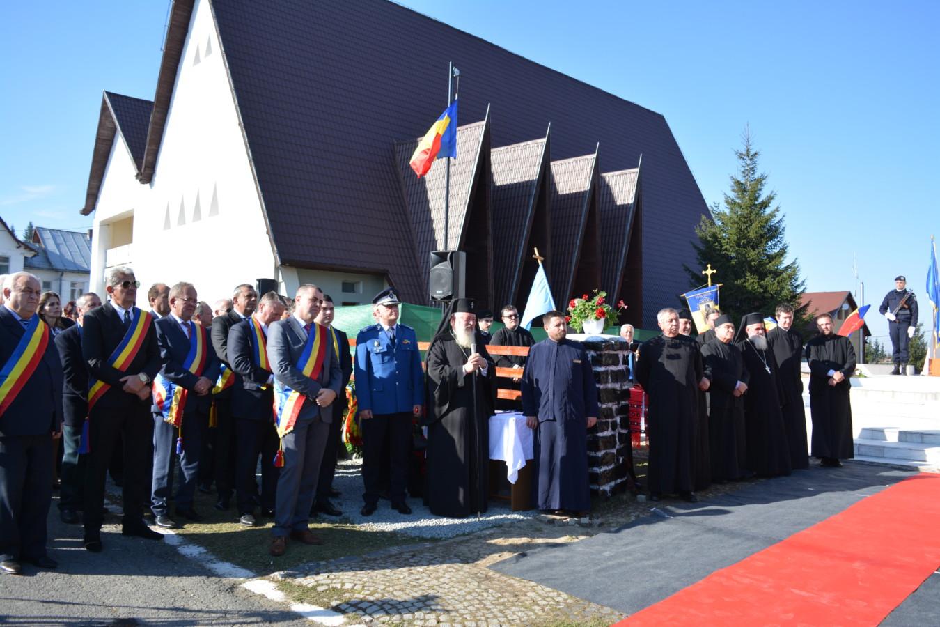 Martirii de la Beliș, comemorați la 100 de ani de la masacru