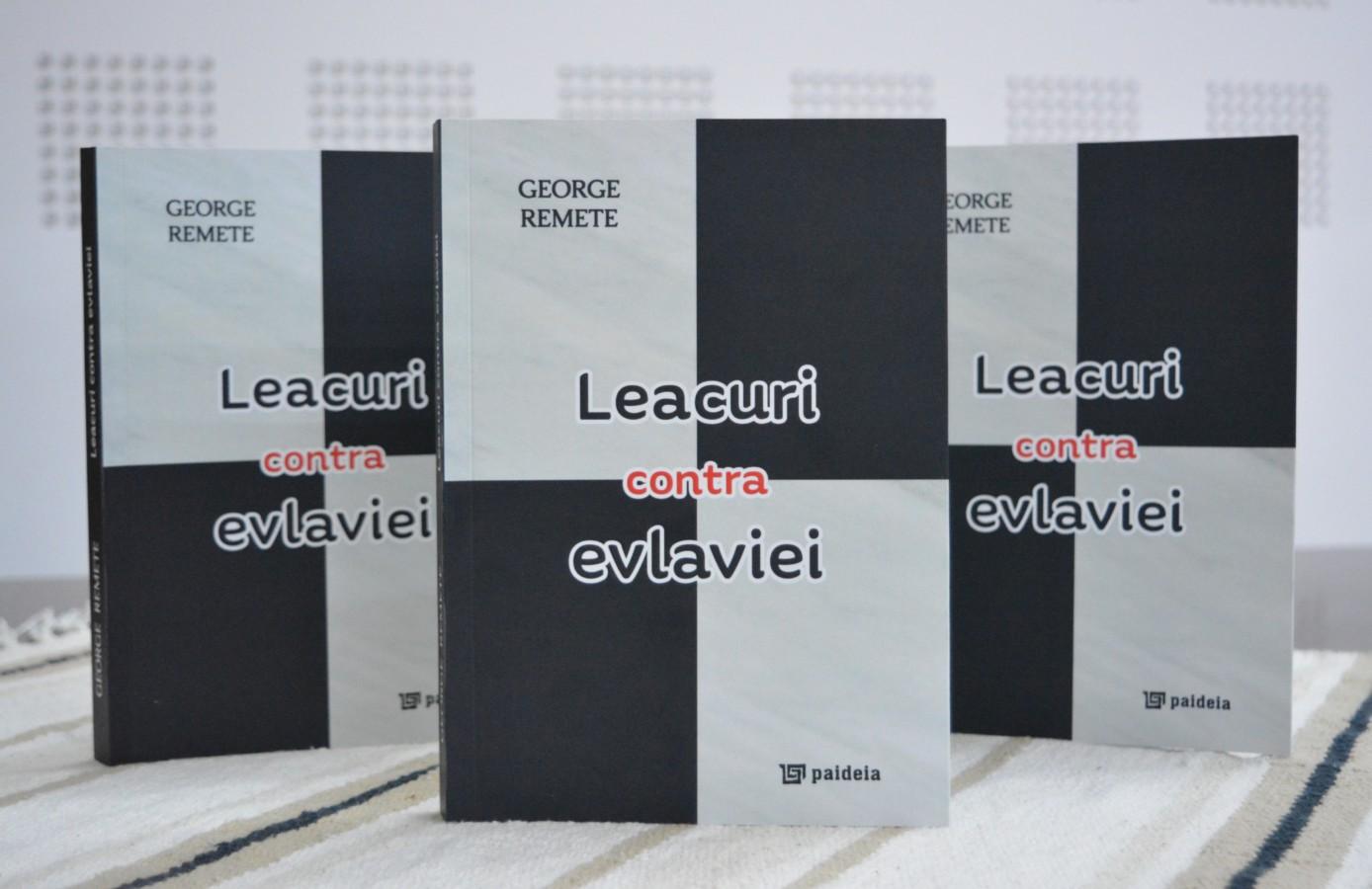 """""""Leacuri contra evlaviei"""" – O carte de ascuțire, nu de poticnire, lansată la Cluj-Napoca"""