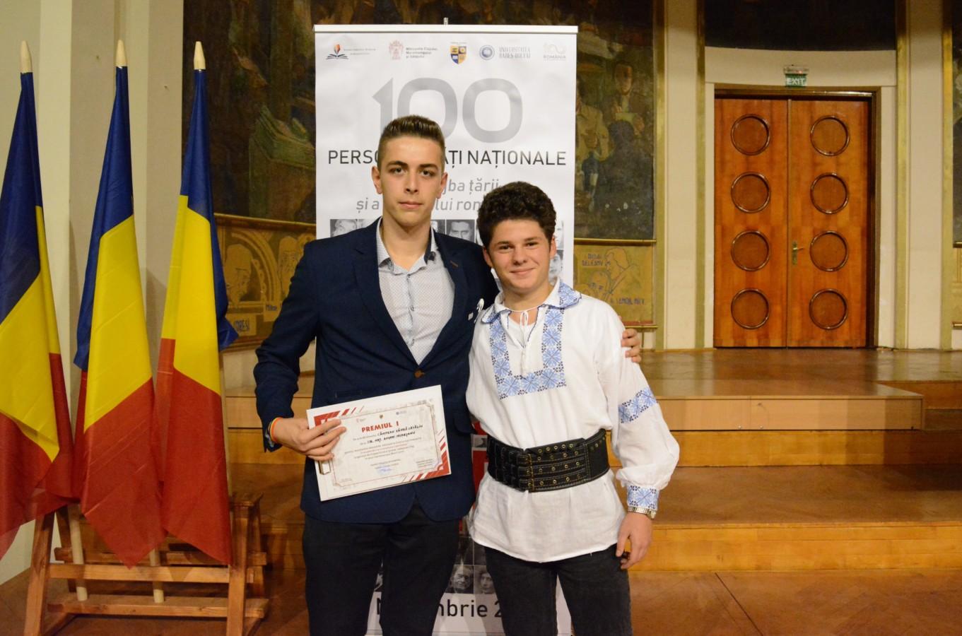 """Concurs de cultură generală """"În slujba țării și a neamului românesc"""", la Cluj-Napoca"""