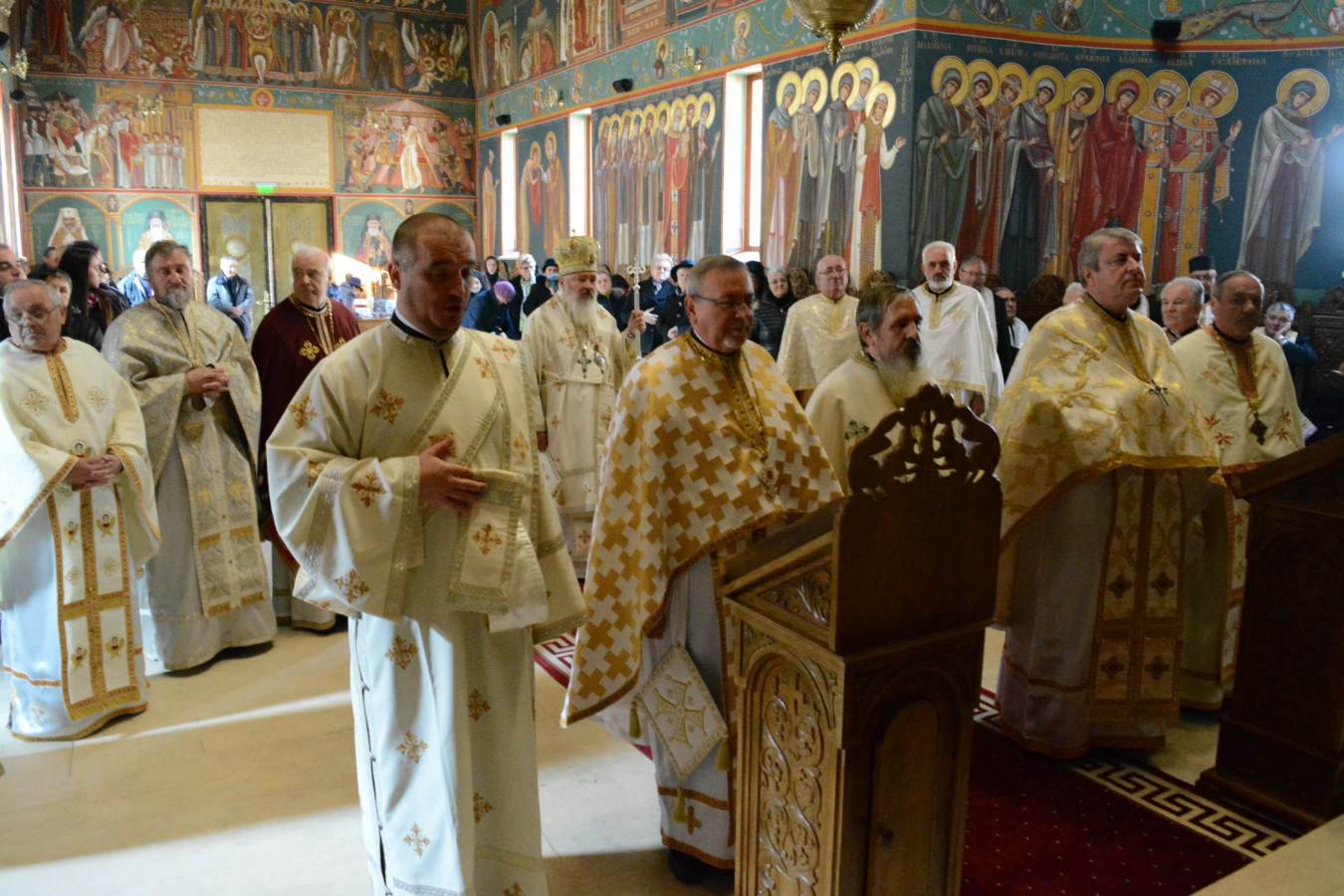 Părintele Mitropolit Andrei s-a întâlnit cu preoții pensionari din Arhiepiscopia Clujului