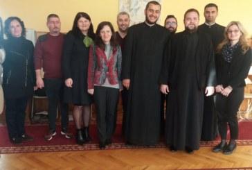 Cerc metodic al profesorilor de religie din zona Huedinului
