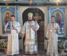 Liturghie Arhierească în Parohia Cheud