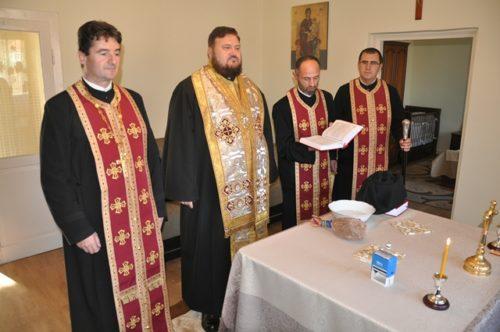 Liturghie arhierească în Parohia sălăjeană Sighetu Silvaniei
