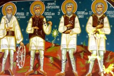 Pomenirea Sfinților Martiri și Mărturisitori Năsăudeni