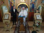 Creștinii din Bogata de Jos au primit astăzi binecuvântare arhierească