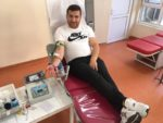 O nouă campanie de donare sânge în Parohia Vâlcele, Protopopiatul Cluj 1