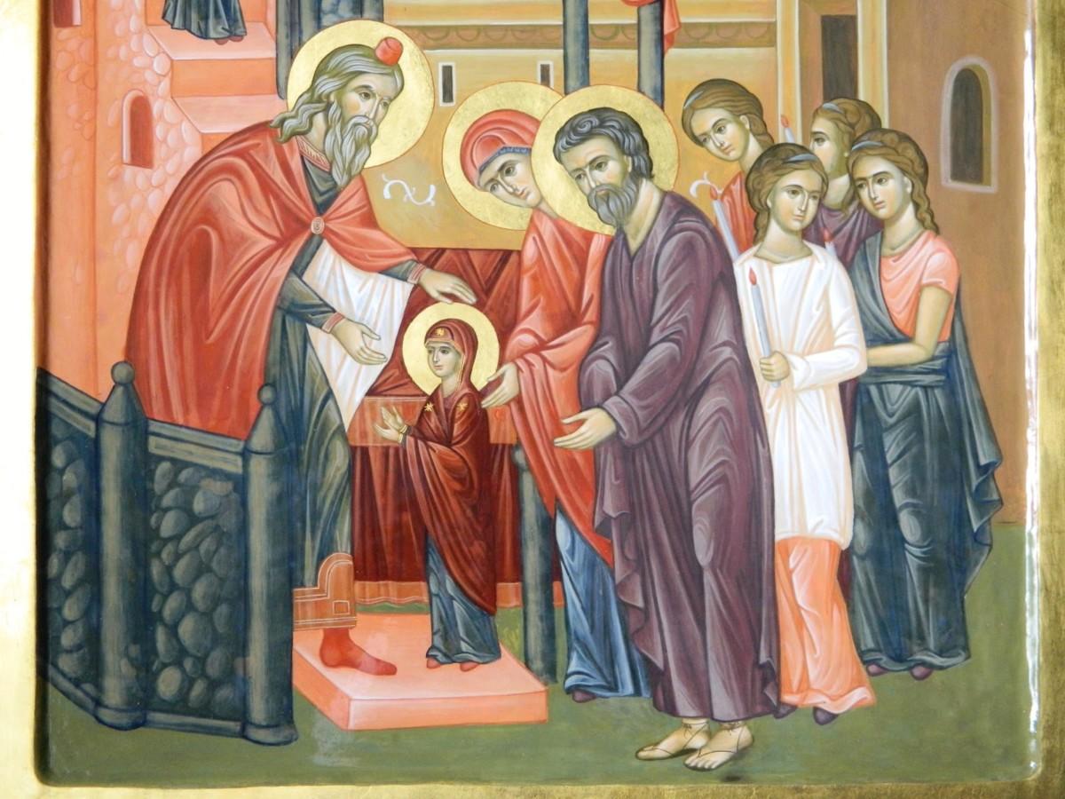 Agenda ierarhilor din Mitropolia Clujului, la Sărbătoarea Intrării în Biserică a Maicii Domnului