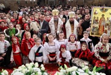 Doi ani de la întronizarea Preasfinţitului Părinte Iustin ca Episcop al Maramureşului şi Sătmarului