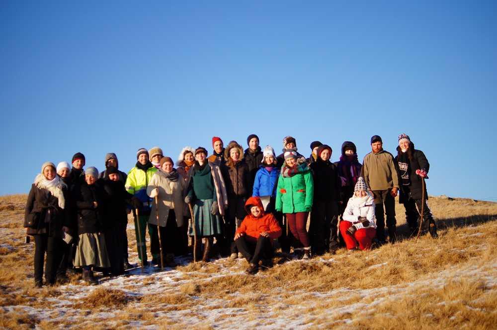 Anul nou calendaristic la Mănăstirea Lainici – A.S.C.O.R. Cluj – Biserica Studenţilor