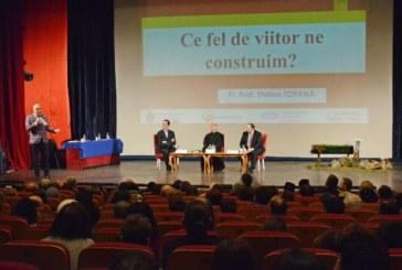 """Conferința """"Ce viitor ne construim?"""", susținută de Pr. Stelian Tofană și Adrian Papahagi,  în atenția publicului clujean"""