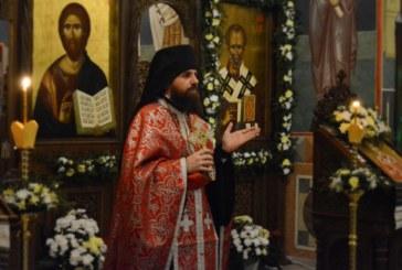 """Arhim. Benedict Vesa: """"Sfântul Ierarh Nicolae – chip al celui ce dăruiește și se dăruiește"""""""