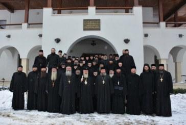 Sinaxa monahală din Arhiepiscopia Vadului, Feleacului și Clujului, la Mănăstirea Nicula