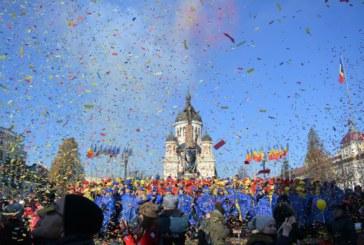 Ceremonii de Ziua Națională a României, la Cluj-Napoca