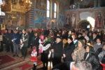 Hram și concert de colinde, la Catedrala Moților din Huedin