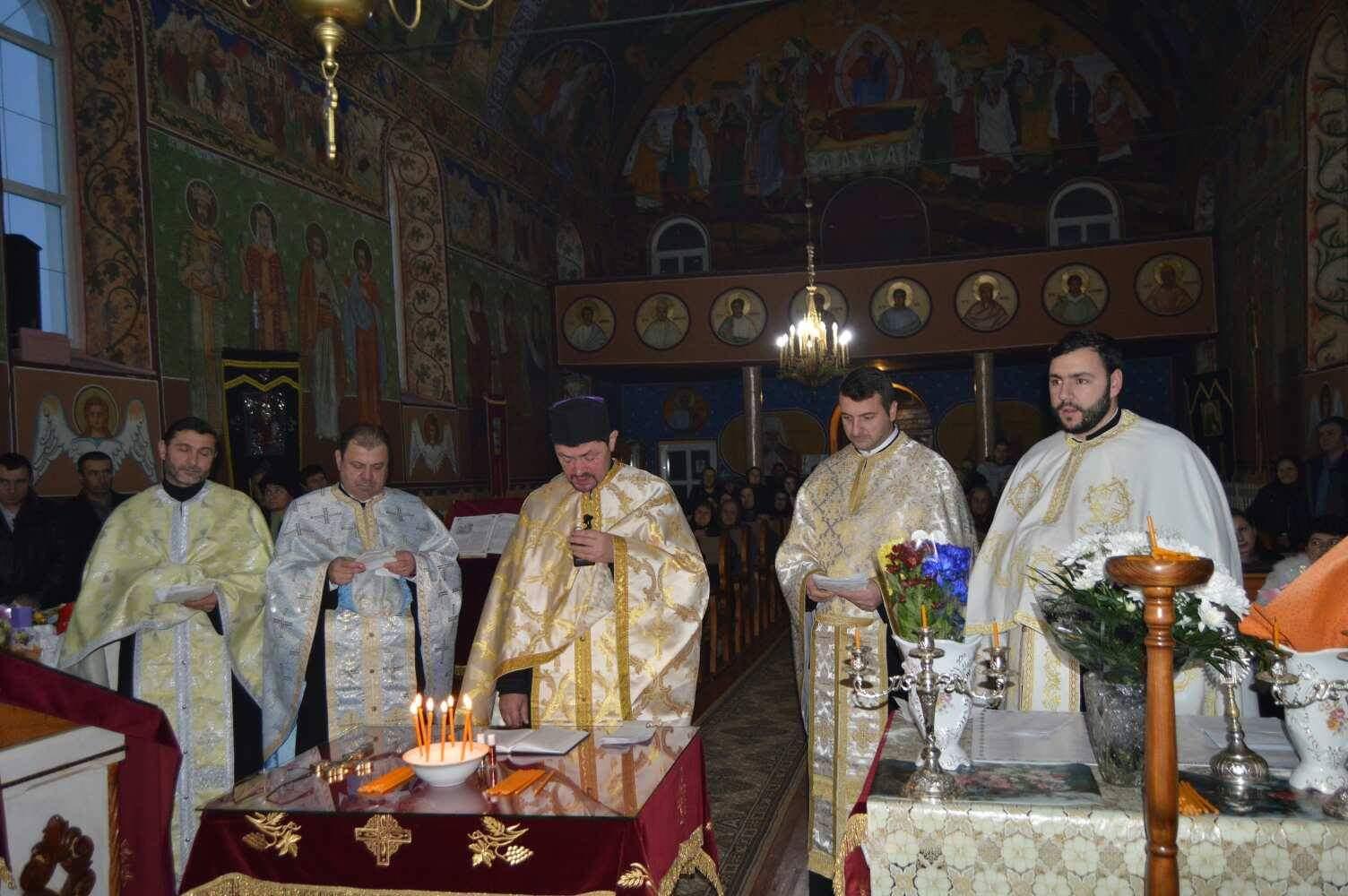 Cerc preoțesc în Parohia Ortodoxă Dumbrăveni