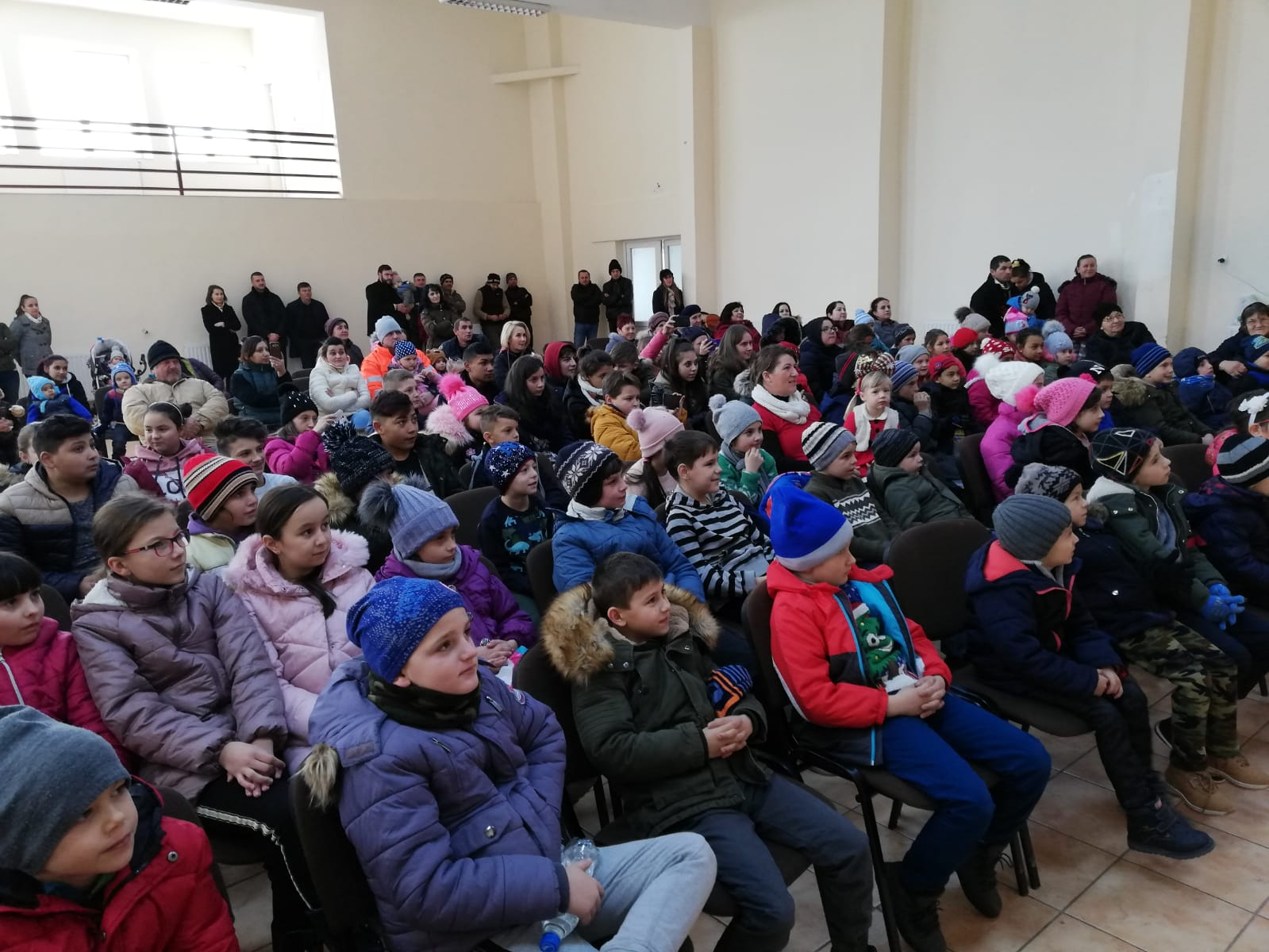 Zi de poveste, pentru copiii din parohiile bistrițene Ciceu-Giurgești și Dumbrăveni