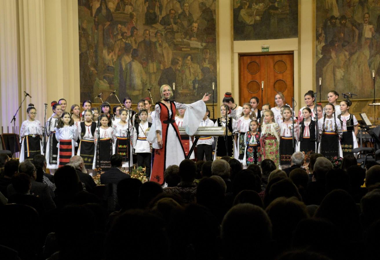 Concertul caritabil de Colinde Românești, la a VI-a ediție