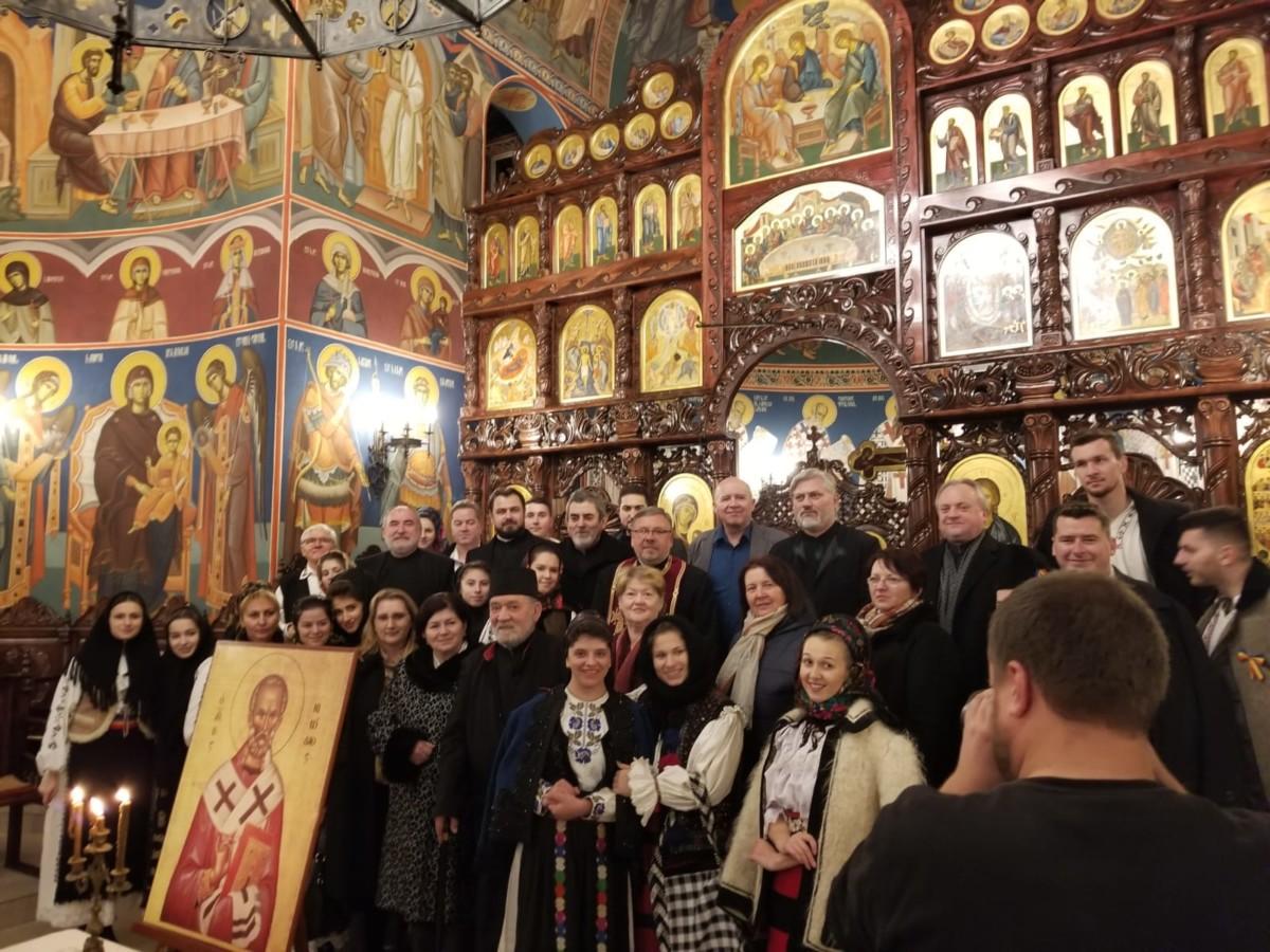 """SărbătoareaSfântului Ierarh Nicolae, Parohia """"Tuturor Sfinților"""" din Cluj Napoca"""