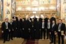 """Corul de Cameră """"Psalmodia Transylvanica"""", în parohia clujeană """"Pogorârea Sf. Duh"""""""