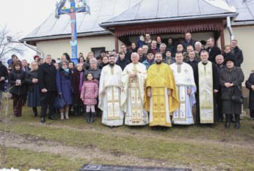 Un nou preot pentru parohia Mihăiești
