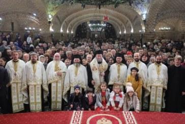 Anul Nou, întâmpinat în rugăciune, la Catedrala Episcopală din Baia Mare