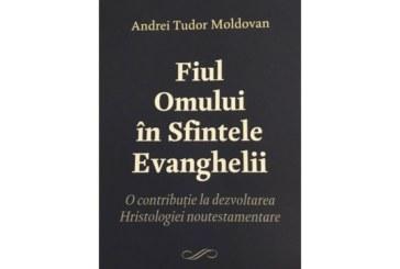 """<span style='color:#B00000  ;font-size:14px;'>Arhim. Dumitru Cobzaru</span> <br> Apariție editorială: """"Fiul Omului în Sfintele Evanghelii…"""", de Andrei Tudor Moldovan</p>"""