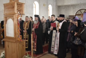 """Mănăstirea clujeană """"Crucea Iancului"""" a primit o părticică din moaștele Sfântului Martir Constantin Brâncoveanu"""