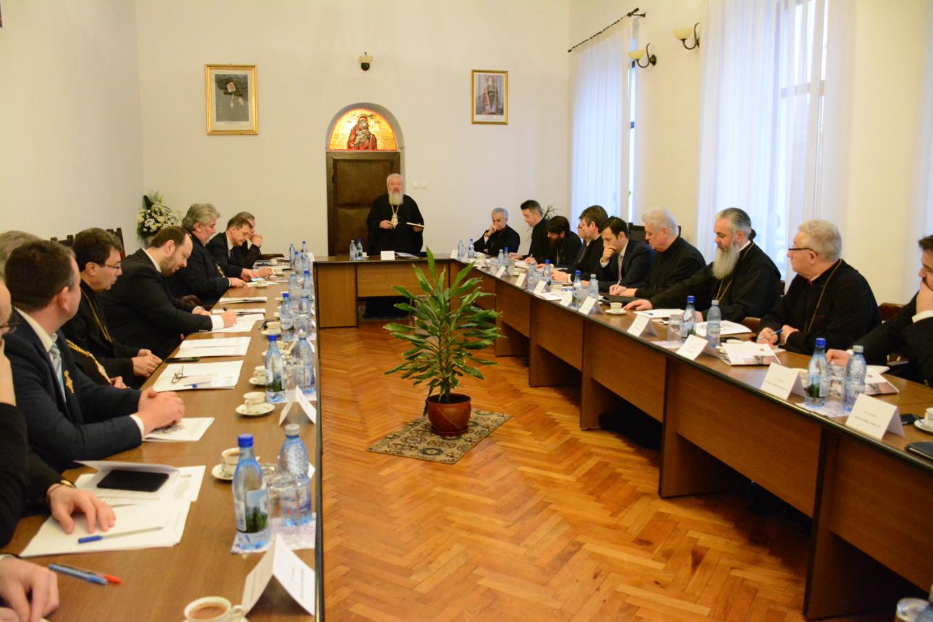 Realizările Arhiepiscopiei Clujului pe anul 2018, analizate de Adunarea Eparhială la început de an