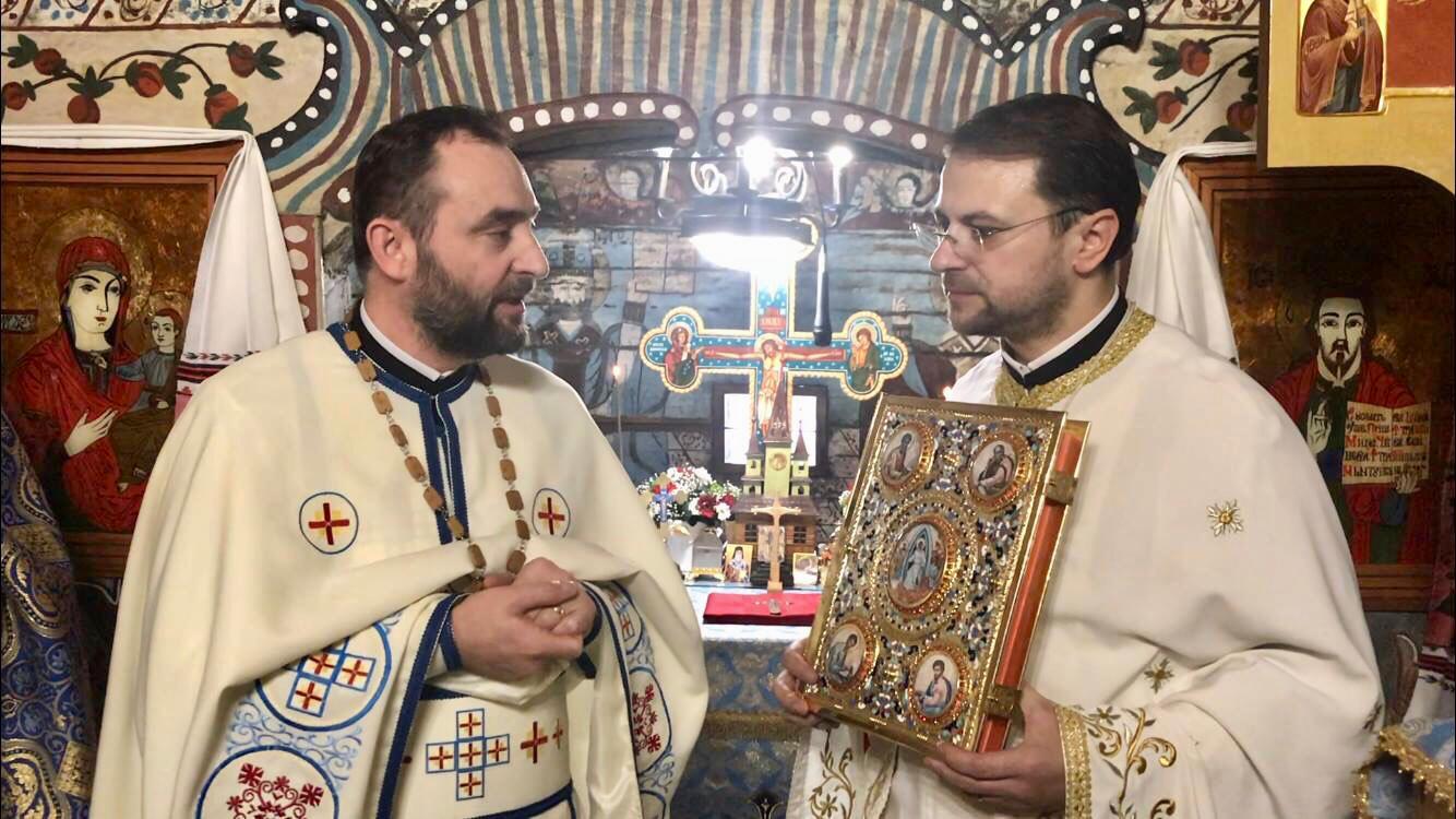 Filia Tăuți a devenit Parohie, prin instalarea Părintelui Florin Parasca în funcția de paroh