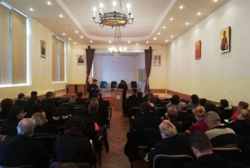 Ședință de lucru comună, pentru preoții și profesorii de religie clujeni