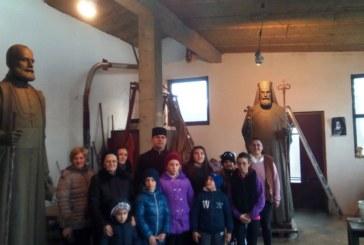 Program biblic și alte activitǎţi în parohia Şoimeni