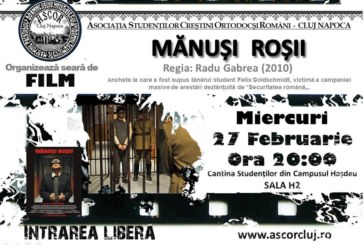Mănuși roșii (2010) – Atelierele de film pentru studenți A.S.C.O.R. Cluj