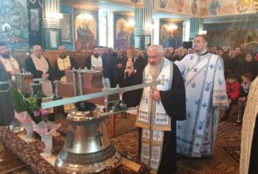 Sfințire de clopote și troiță, în parohia clujeană Gârbău