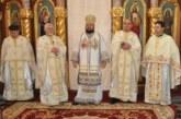 """Liturghie arhierească, în biserica """"Adormirea Maicii Domnului"""" din Zalău"""