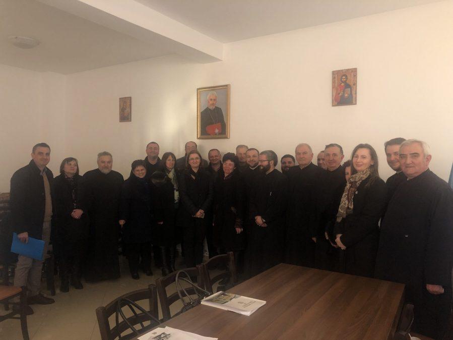 Preoții și profesorii de religie dejeni, întruniți în ședință de lucru