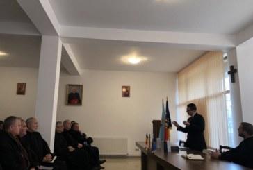 Ședință administrativă la Protopopiatul Ortodox din Dej
