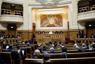 <span style='color:#B00000  ;font-size:14px;'> </span> <br> Patriarhul României la ANB: Ne ocupăm de zidirea lăcașurilor sfinte și a Bisericii din sufletele oamenilor</p>
