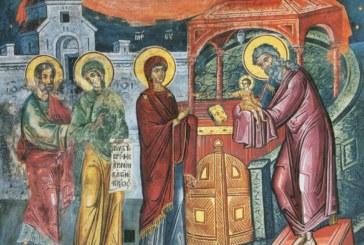 Agenda ierarhilor din Mitropolia Clujului, de praznicul Întâmpinării Domnului