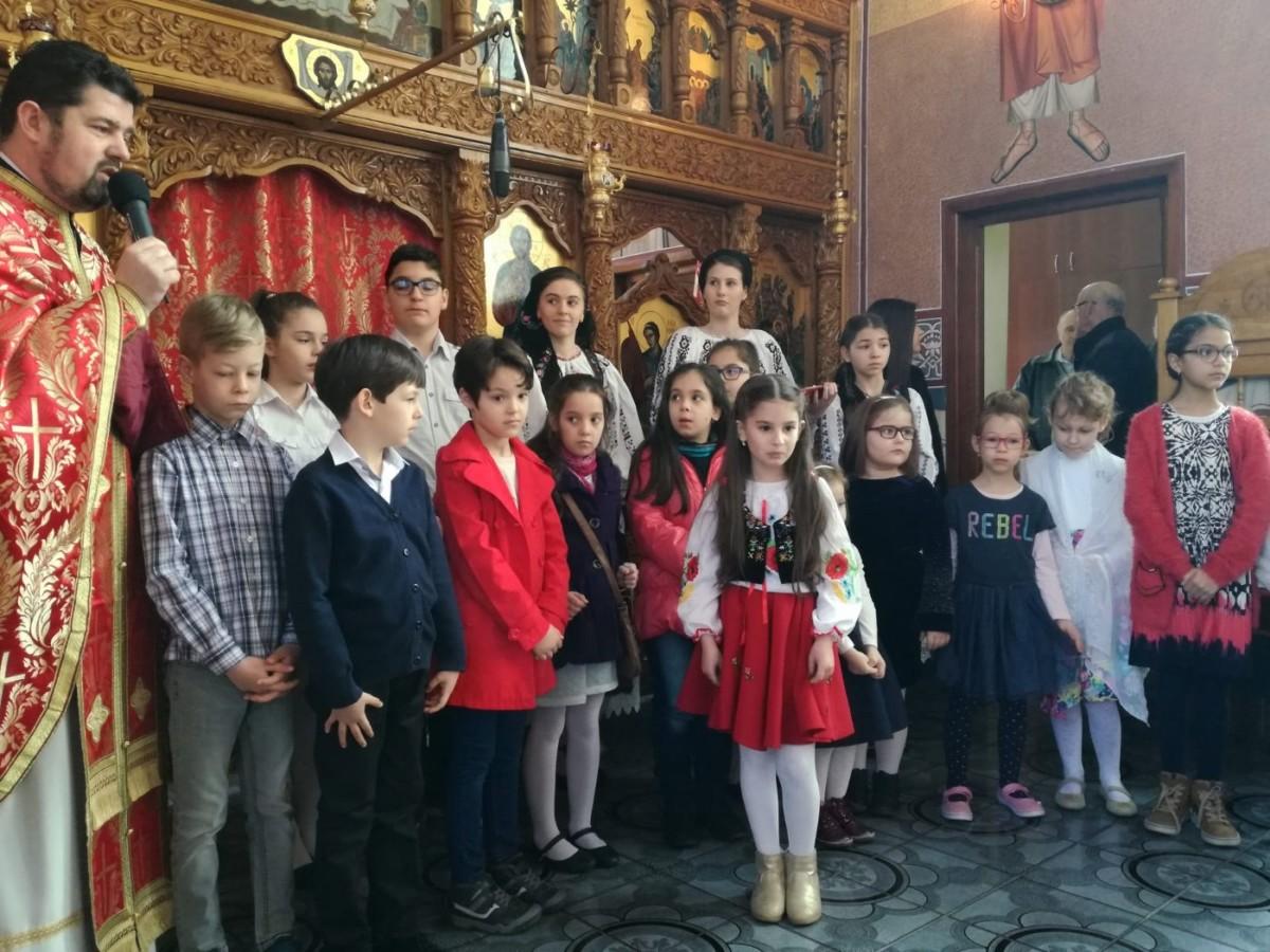 """Concert de pricesne, la parohia clujeană """"Nașterea Domnului"""""""