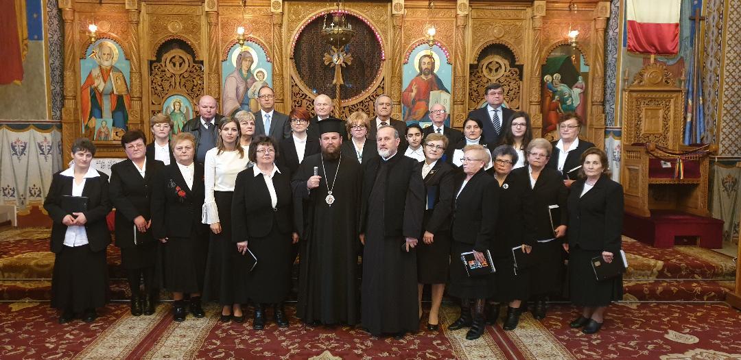 Concert coral de Duminica Ortodoxiei la Satu Mare