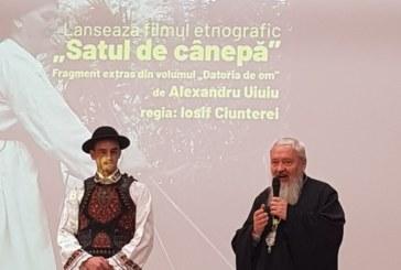 """Mitropolitul  Andreila lansarea filmului etnografic """"Satul de cânepă"""""""