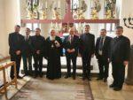 Înaltpreasfințitul Părinte Andrei,  în vizită la Institutul Diakonie Neuendettelsau din Germania