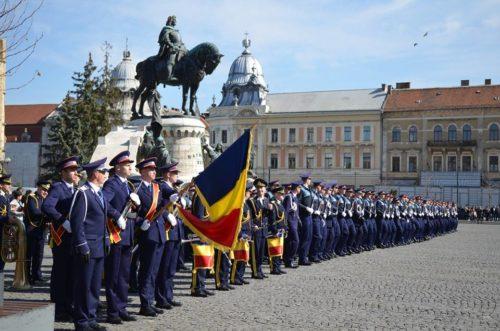 ÎPS Părinte Andrei, la Ceremonia de avansare a polițiștilor clujeni