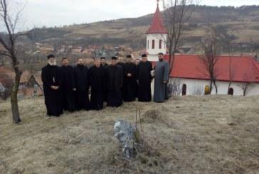 Satul românesc omagiat în cadrul Cercului preoțesc Aghireșu, Protopopiatul Huedin